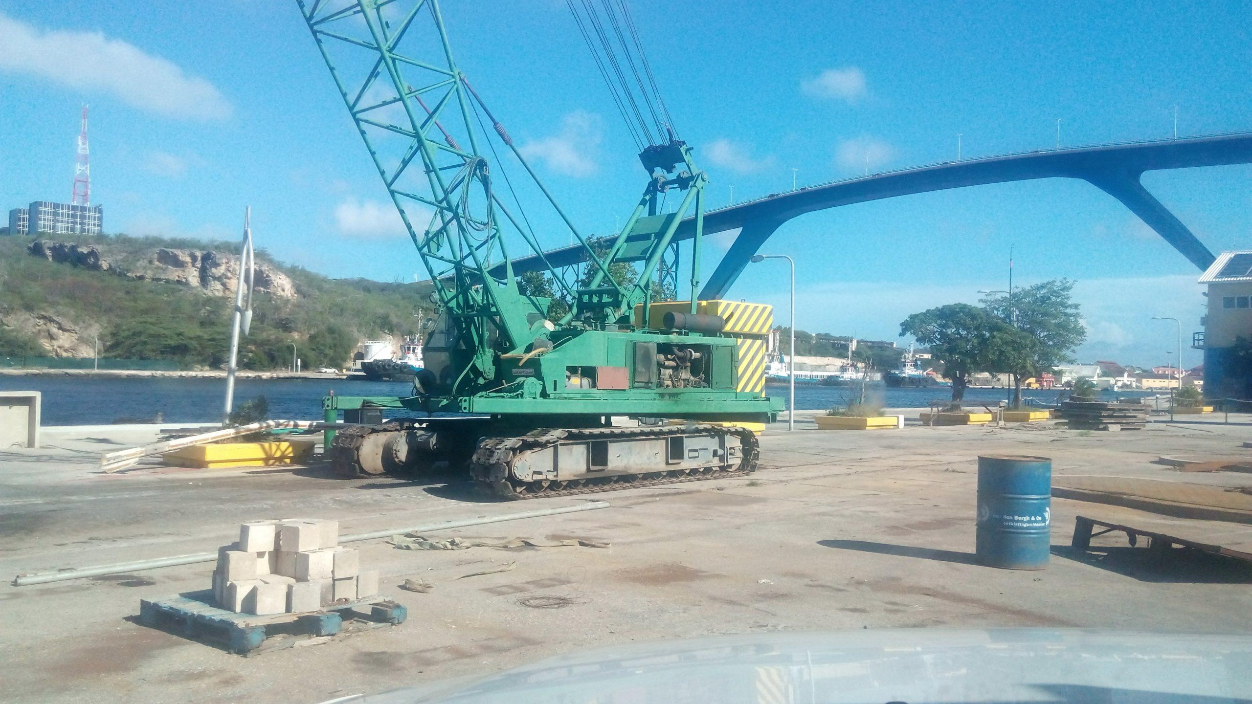 Motet Wharf Construction