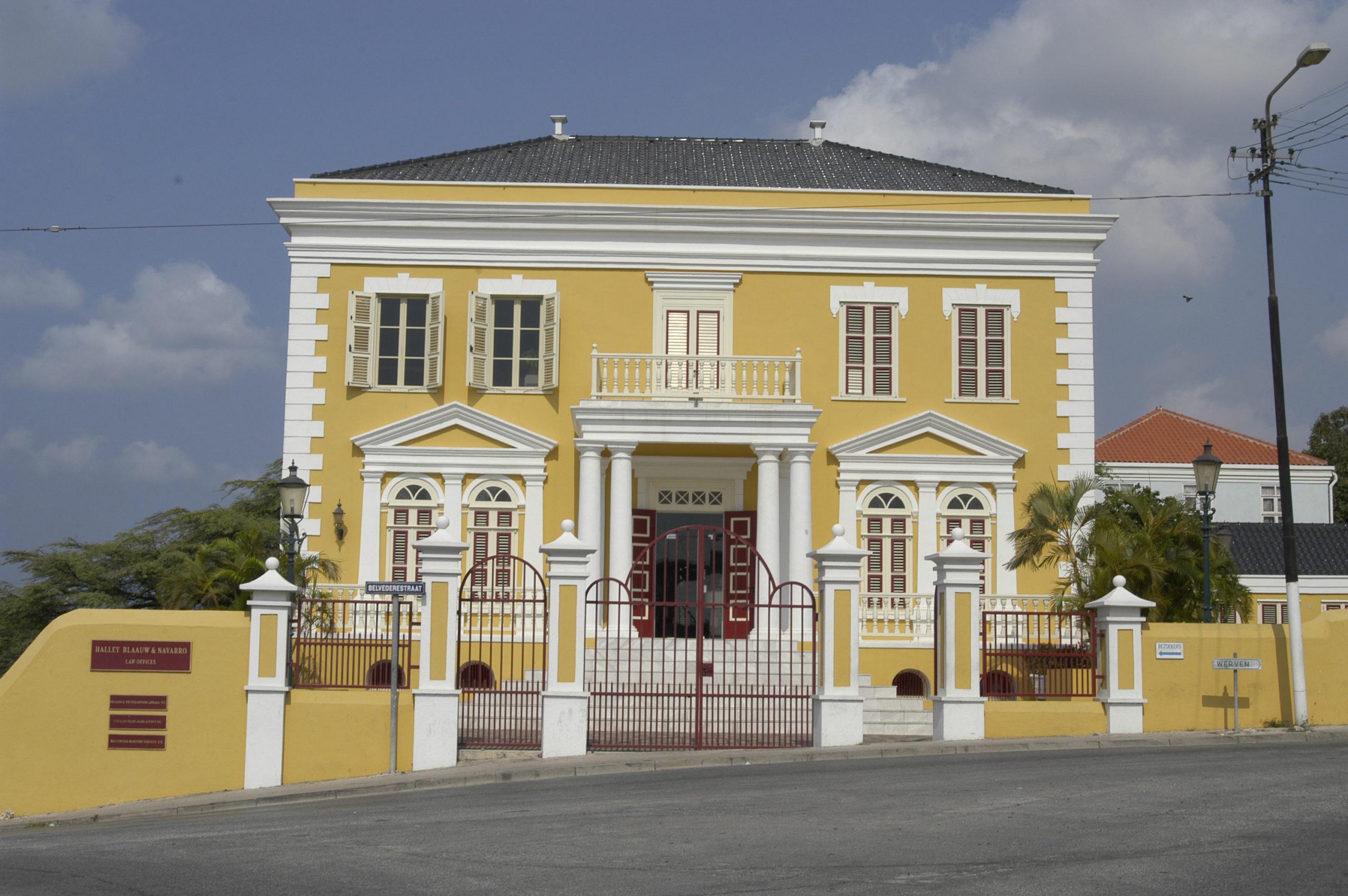 belvedere andmark renovation