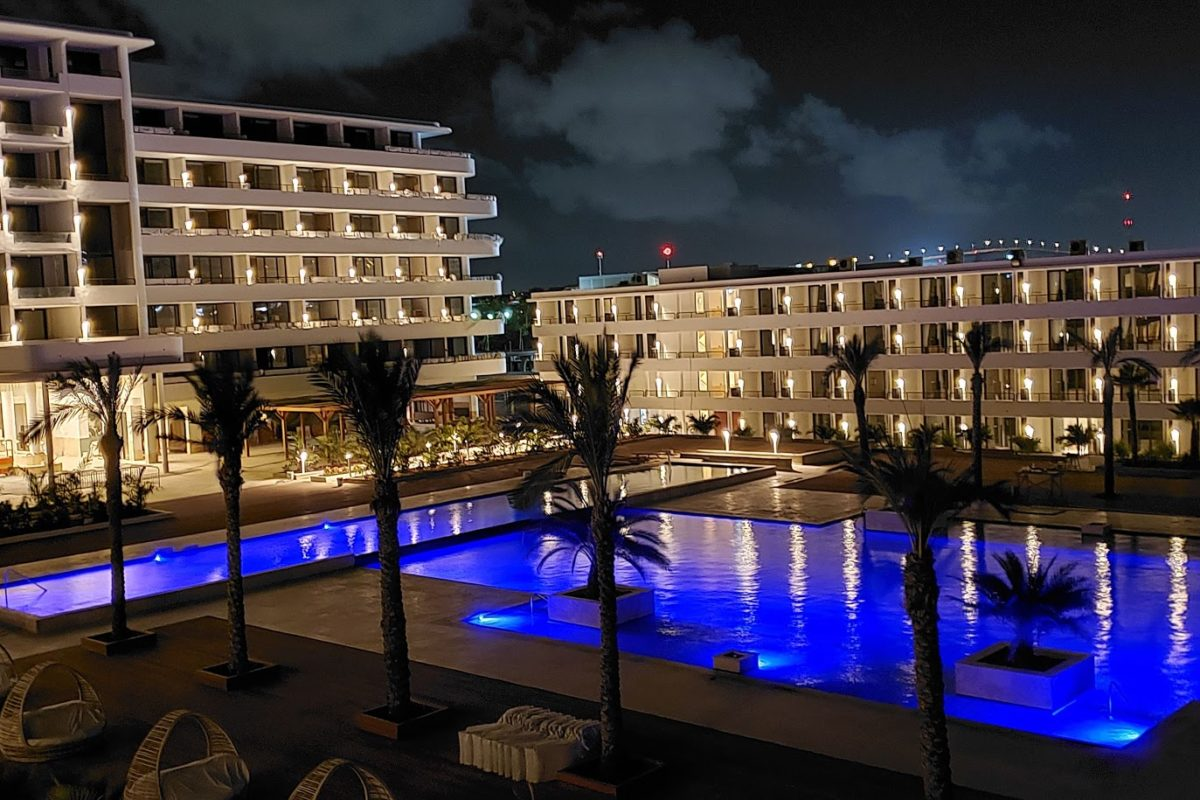 Corendon Hotel complex