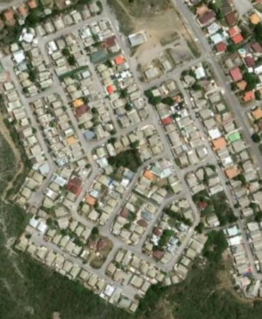 Google Earth view @2020